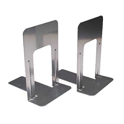 Block Steelmaster Deluxe Große Buchstützen, 1 Paar