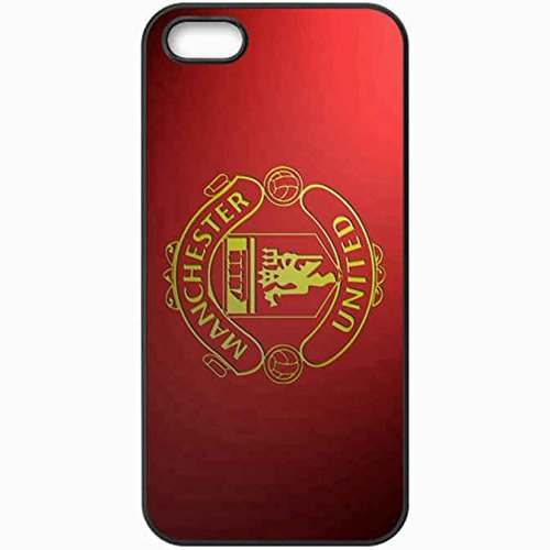 personalized-iphone-5-5s-cell-phone-case-cover-skin-mufc-manchester-united-football-black