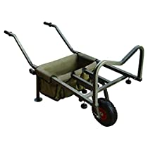 Map X4 Barrow.Fishing Anglers Equipment Barrows Trolleys Best Offers And