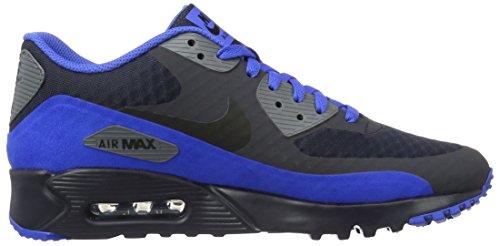 Nike Herren 819474-403 Turnschuhe schwarz