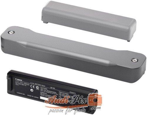 Canon LK-62 - Drucker-Batterie - 1 x Lithium-Ionen - für PIXMA iP100 -