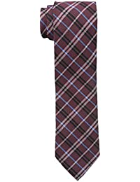 Haggar Men's Plaid Tie