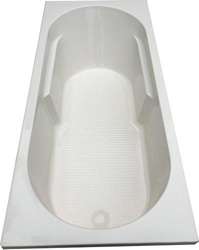 MADONNA Divine Acrylic Bath Tub - White