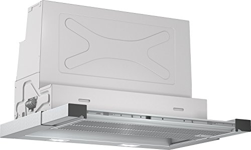 Bosch DFR067T50 Serie 6 Flachschirmhaube / 59,8 cm / Hohe Lüfterleistung / edelstahl