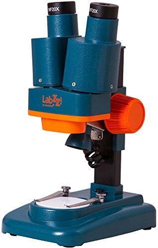 Levenhuk Microscopio per Ragazzi LabZZ M4 Stereo con Custodia per Il Trasporto