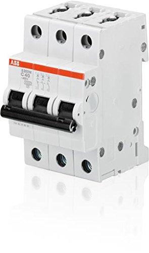 Abb-entrelec s200m-k - Interruptor magnetotermico s203m-k 50a tripolar 3 módulos