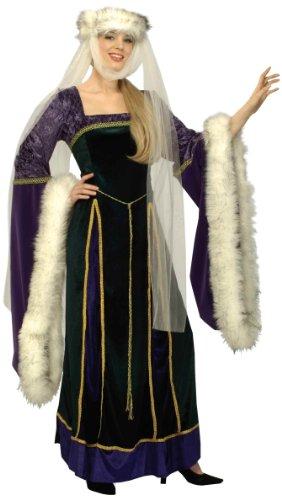 Costume Designer Mittelalterliche Lady Extra Large