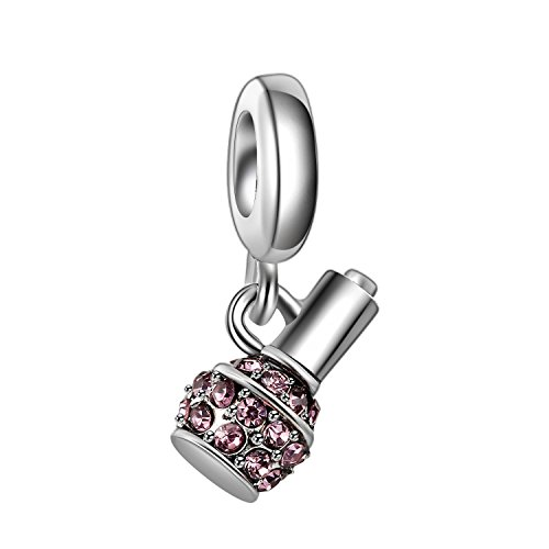 bling-stars-girl-charms-nail-polish-bottle-dangle-charm-bead-with-pink-swarovski-elements-crystal-fi