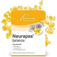 Neurapas balance | beruhigend, entspannend & stimmungsaufhellend | 60 St preisvergleich bei billige-tabletten.eu