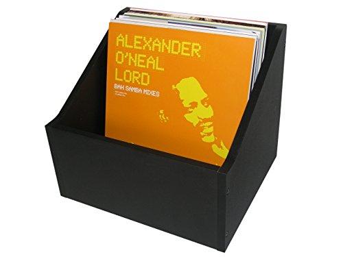 LP Schallplatten Holz Box Protected (Vinyl Abdeckungen Für Alben)