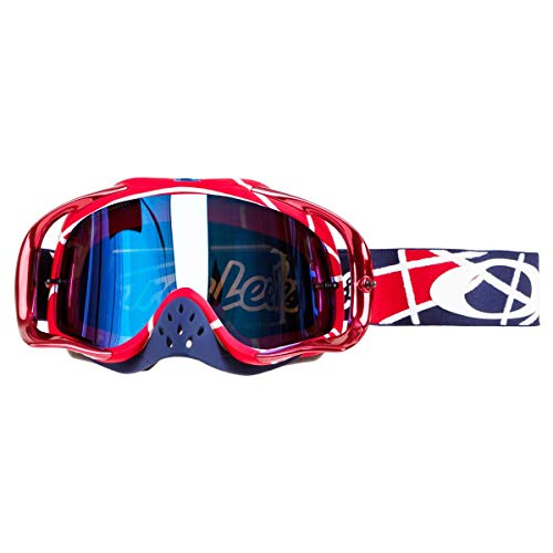 Oakley Crossbrille Crowbar MX Rot