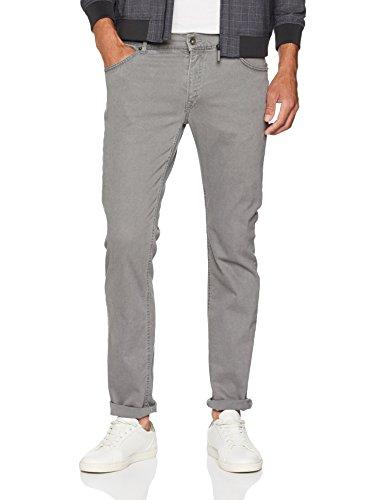 Brax Herren Style.Chuck 89-1457 Hose, Grau (Silver 7), W33/L34 (Herstellergröße: 33/34)