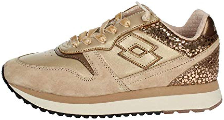 Lotto Leggenda T7431 scarpe da ginnastica Bassa Donna Beige 36 36 36 | il prezzo delle concessioni  | Scolaro/Signora Scarpa  4615fa