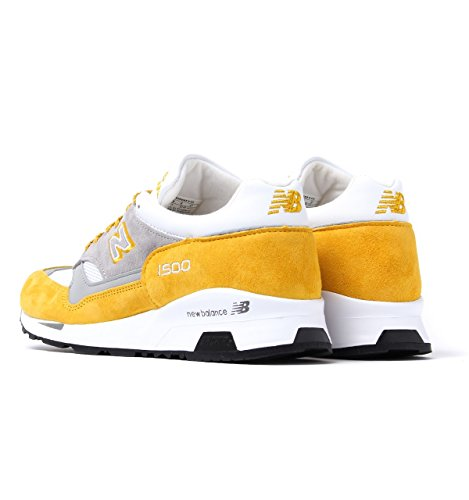 New Balance M1500 Yellow Suede, YG yellow-grey YG yellow-grey