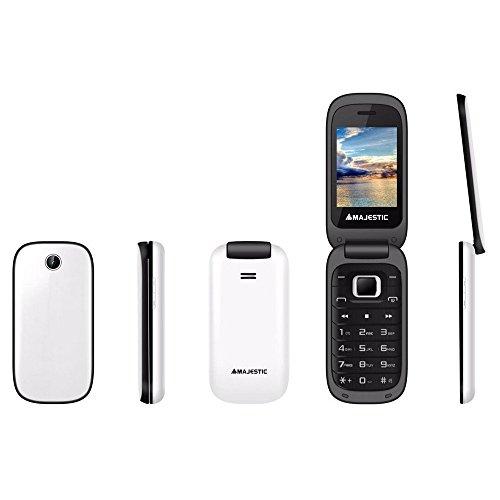 Majestic tlf lucky 48 flip umts - telefono umts e gsm con flip attivo, display 2.4