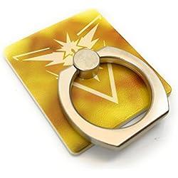 Pokémon Go – supporto a dito per smartphone sostenitori per mano e dita / Anello per cellulare migliorerai le tue azioni con una mano – originale PICASO