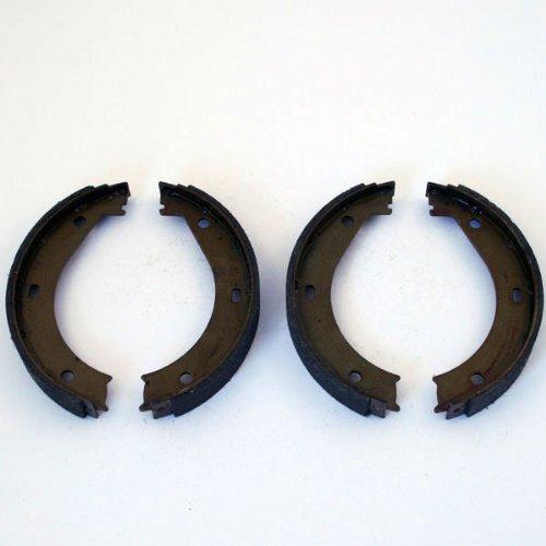Bremsbacken Handbremse/Feststellbremse + Zubehör für hinten/für die Hinterachse