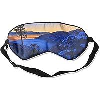Natural Winter Mountain Landscapes 99% Eyeshade Blinders Sleeping Eye Patch Eye Mask Blindfold for Travel Insomnia... preisvergleich bei billige-tabletten.eu
