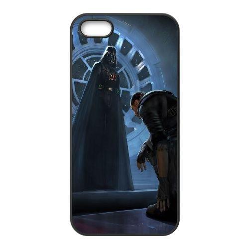 Darth Vader 999 coque iPhone 4 4S Housse téléphone Noir de couverture de cas coque EBDXJKNBO14599