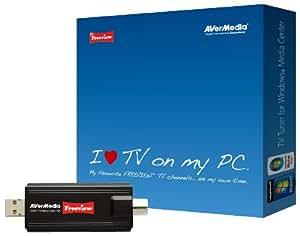 AVerTV Hybrid Volar HX - Tuner TV spécialement conçu pour Windows Media Center (Windows 8 compatible)