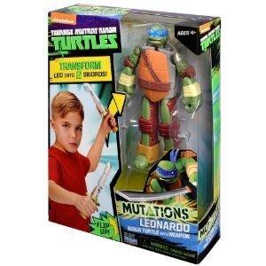 Teenage Mutant Ninja Turtles - Mutation zur Waffe - MICHELANGELO