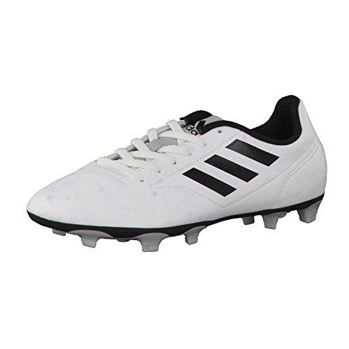 adidas Kinder Fussballschuhe Conquisto II FG ftwr white/core black/grey two f17