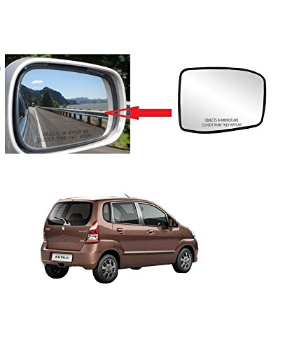 carsaaz left side sub-mirror plate for maruti suzuki zen estilo type 1 Carsaaz Left Side Sub-Mirror Plate for Maruti Suzuki Zen Estilo Type 1 41wk0aTgJvL