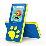 Portable MP3 Player With Radio, Kids Games, A-B Repeat, Sleep Timer, Voice Recorder