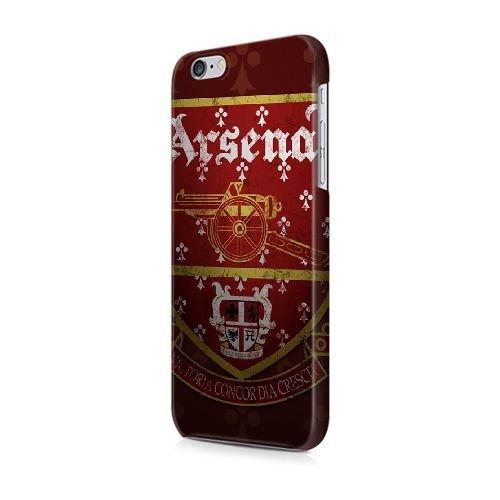 NEW* AS ROMA Tema iPhone 5/5s/SE Cover - Confezione Commerciale - iPhone 5/5s/SE Duro Telefono di plastica Case Cover [JFGLOHA006361] ARSENAL LOGO#01