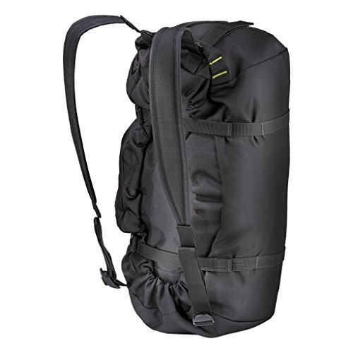 Salewa Seilsack Tasche Schwarz, 15 L