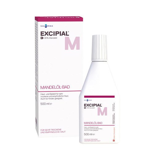 Excipial Mandelöl-bad 500 ml