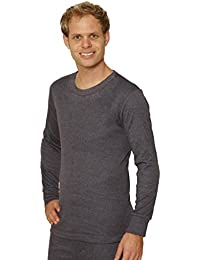OCTAVE® Mens Thermal Underwear Long Sleeve T-Shirt / Vest / Top
