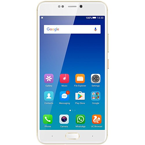 Gionee A1 (Gold, 64GB)