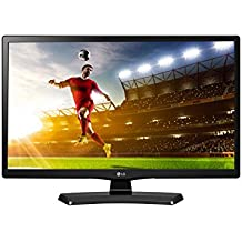 "LG 24MT48S 24"" HD WVA  - Monitor (61 cm (24""), 250 cd / m², 1366 x 768 Pixeles, 5 ms, LED, HD) color negro"