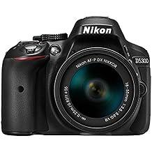 Nikon D5300 [AF-P 18-55 VR Lens Kit (Black/Digital Single-Lens Reflex Camera)