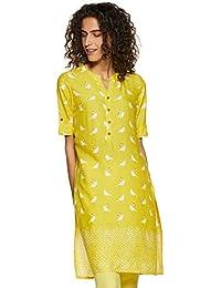 afad3a294c global desi Women s Animal Print Regular fit Shirt