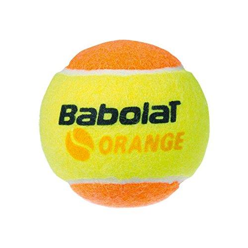 Pelotas tenis, Babolat Stage 2, color naranja, infantiles