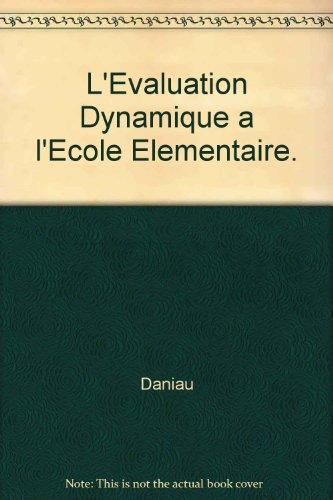 L'évaluation dynamique à l'école élémentaire