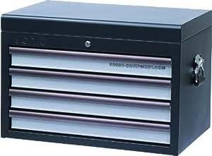 Sonic equipment - Topbox 4 Tiroirs - 172 Outils - Noir