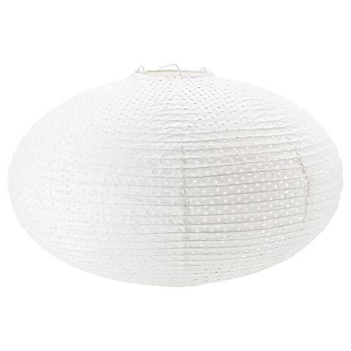 IKEA solleftea colgante lámpara de techo, blanco, forma redonda