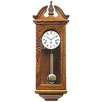 Xiaoshi7758 Reloj Minimalista Europeo, Mesa de la Sala, Creativo alemán, Reloj de péndulo