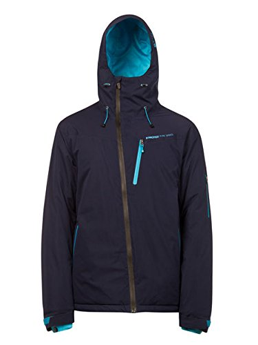 Protest RESEARCH 16 SNOWJACKET Ground Blue S
