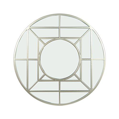 Art Deco Home - Espejo Pared Mosaico 50 cm - 11902SG