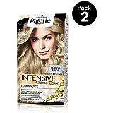 Palette Intense - Tono 7.1 Rubio Medio Ceniza - 2 uds ...