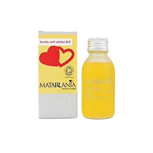 Matarrania - Aceite Anti Estrías Bio Matarrania, 100ml
