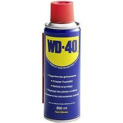 WD-40 Multifonction Aérosol 200ml