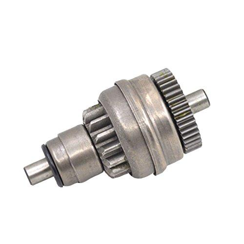 Preisvergleich Produktbild perfeclan Starter-Motor-Kupplungs-Gang Anlasser Kupplungs Getriebe Kick Hebel für Honda WH100 SCR100