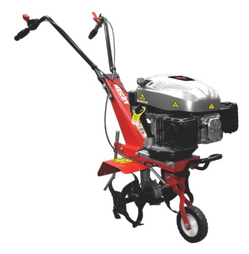 Hecht Benzin - Gartenfräse 761 Motorhacke 5,1 PS, 36cm Arbeitsbreite