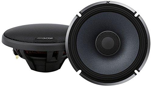 Alpine x-s652-Wege-Wettbewerb Koaxial Lautsprecher (Wettbewerb Lautsprecher)