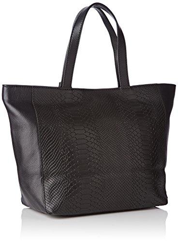 Loxwood 3172ac, Cabas - Femme Noir (Black)
